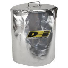 Reflective Fuel Can Cover 5 Gallon Metal Round