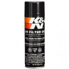K&N filter oil, 6.5 ounce
