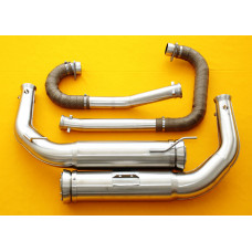 RZR XP900 Dual Exhaust